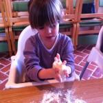 Alvina elsker at bage:)